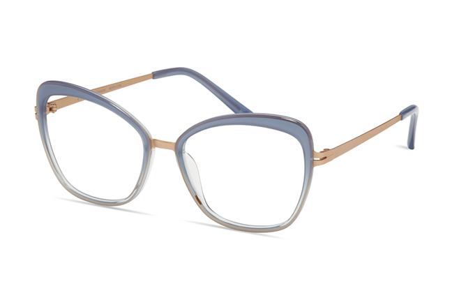 """Il modello """"4532"""" degli occhiali Modo, appartenente alla collezione """"PAPER-THIN ACETATE"""""""