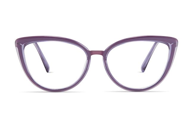 """Il modello """"4537"""" degli occhiali Modo, appartenente alla collezione """"PAPER-THIN ACETATE"""""""