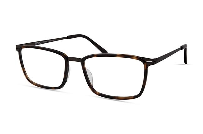 """Il modello """"4523"""" degli occhiali Modo, appartenente alla collezione """"PAPER-THIN ACETATE"""""""