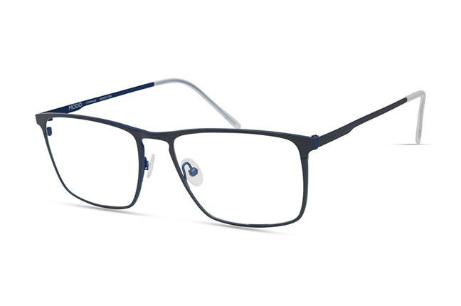 """Il modello """"4236"""" degli occhiali Modo, appartenente alla collezione """"BLOCK TITANIUM"""""""