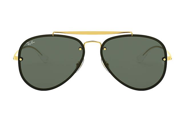 """Il modello """"BLAZE AVIATOR"""" degli occhiali da sole Ray-Ban"""