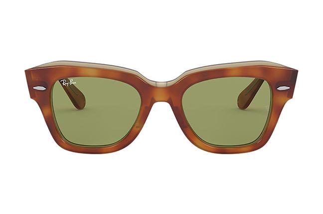 """Il modello """"STATE STREET"""" degli occhiali da sole Ray-Ban"""