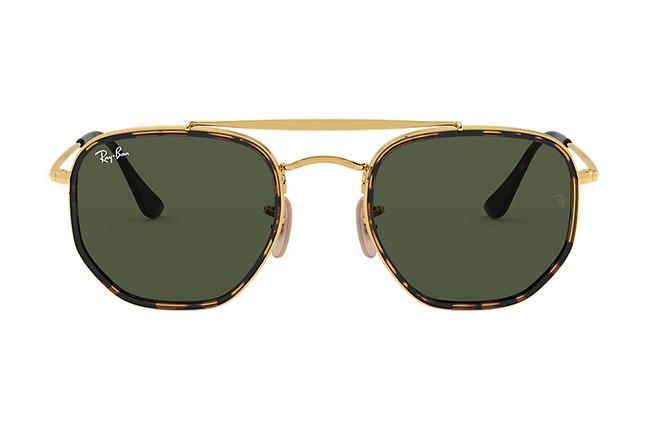 """Il modello """"MARSHAL II"""" degli occhiali da sole Ray-Ban"""