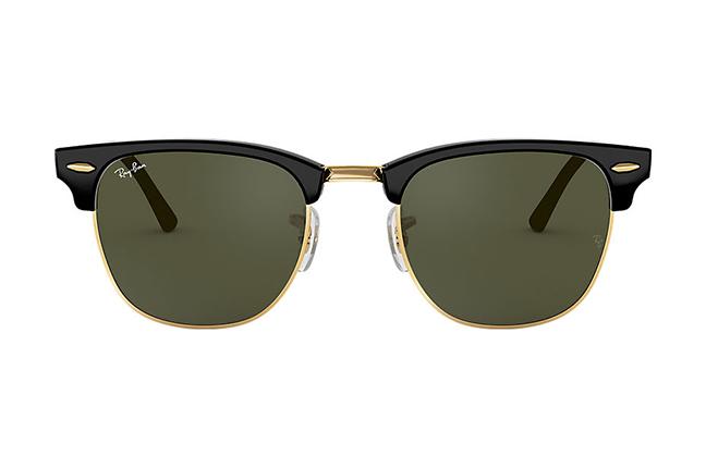 """Il modello """"CLUBMASTER CLASSIC"""" degli occhiali da sole Ray-Ban"""