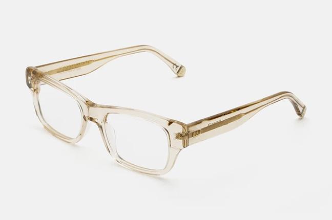 """Il modello """"Numero 74 Resin"""" degli occhiali SUPER by Retrosuperfuture®"""
