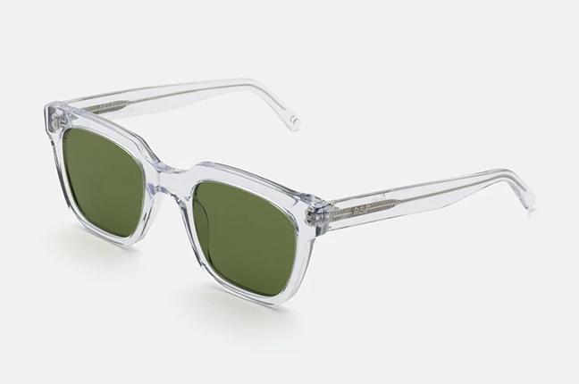 """Il modello """"Giusto Crystal"""" degli occhiali SUPER by Retrosuperfuture®"""