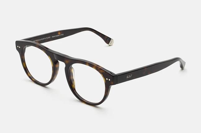 """Il modello """"Numero 73 3627"""" degli occhiali SUPER by Retrosuperfuture®"""