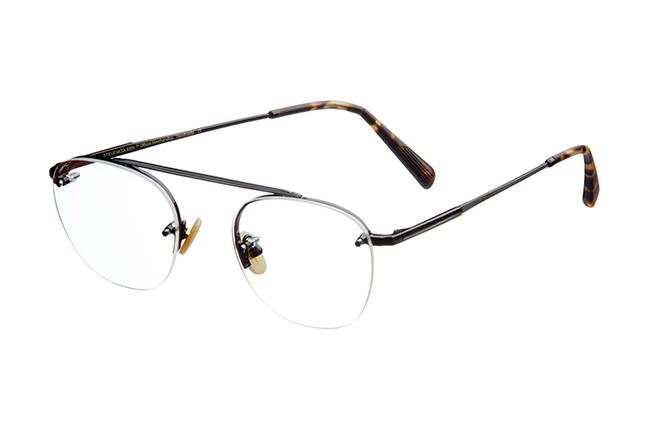 """Il modello """"SLATER"""" degli occhiali Steve McQueen"""