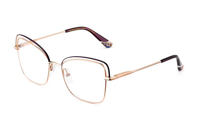 """Il modello """"ORIENT EXPRESS"""" degli occhiali da vista Etnia Barcelona"""