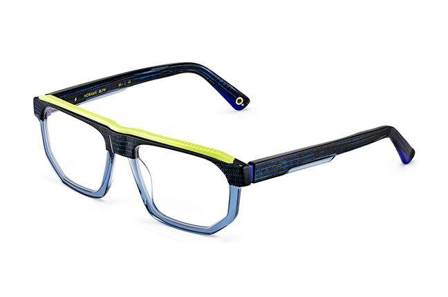 """Il modello """"NORMAN"""" degli occhiali da vista Etnia Barcelona"""