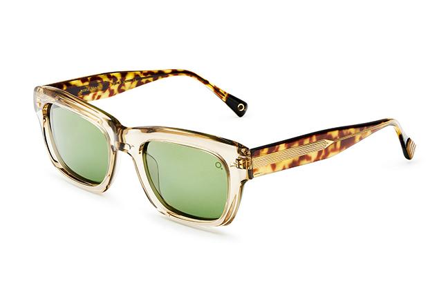 """Il modello """"PIER 59 SUN"""" degli occhiali da sole Etnia Barcelona"""