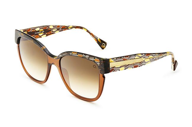 """Il modello """"VIA VENETO SUN"""" degli occhiali da sole Etnia Barcelona"""