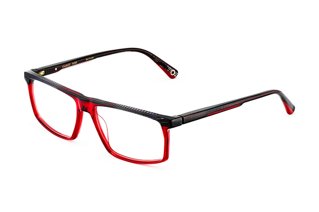 """Il modello """"CHARLES"""" degli occhiali da vista Etnia Barcelona"""