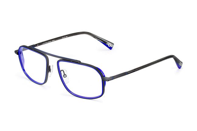 """Il modello """"CANYON LODGE"""" degli occhiali da vista Etnia Barcelona"""