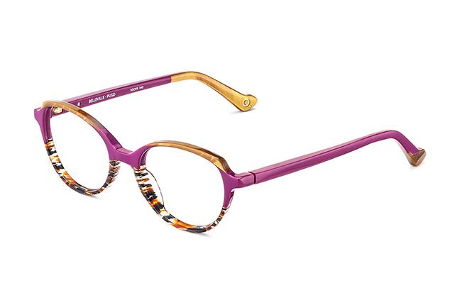 """Il modello """"BELLEVILLE"""" degli occhiali da vista Etnia Barcelona"""