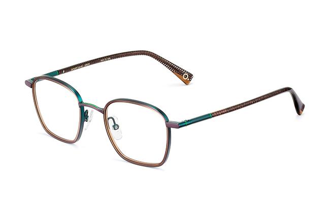 "Il modello ""DESERT SAND"" degli occhiali da vista Etnia Barcelona"