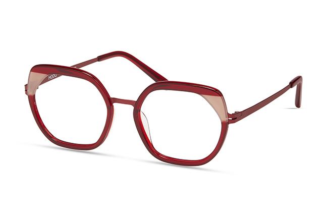 """Il modello """"4541"""" degli occhiali Modo, appartenente alla collezione """"PAPER-THIN ACETATE"""""""
