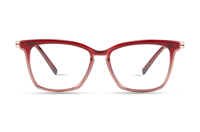 """Il modello """"4544"""" degli occhiali Modo, appartenente alla collezione """"PAPER-THIN ACETATE"""""""