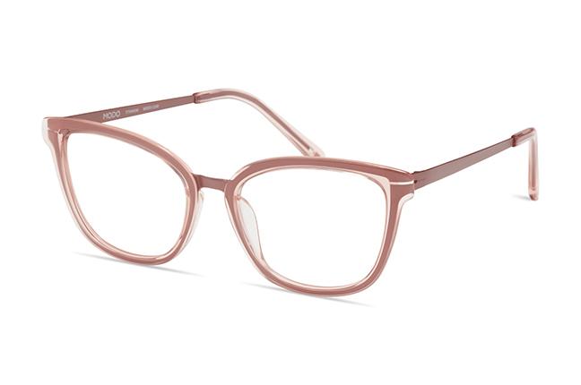 """Il modello """"4536"""" degli occhiali Modo, appartenente alla collezione """"PAPER-THIN ACETATE"""""""