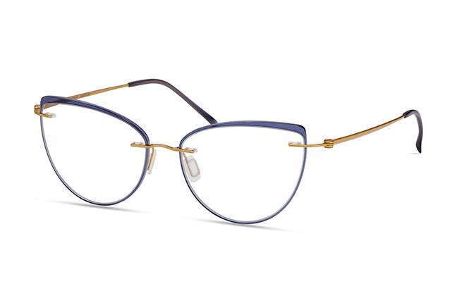 """Il modello """"4611E"""" degli occhiali Modo, appartenente alla collezione """"PAPER-THIN RIMLESS"""""""