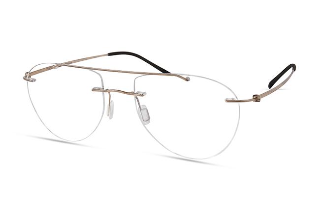 """Il modello """"4608"""" degli occhiali Modo, appartenente alla collezione """"PAPER-THIN RIMLESS"""""""