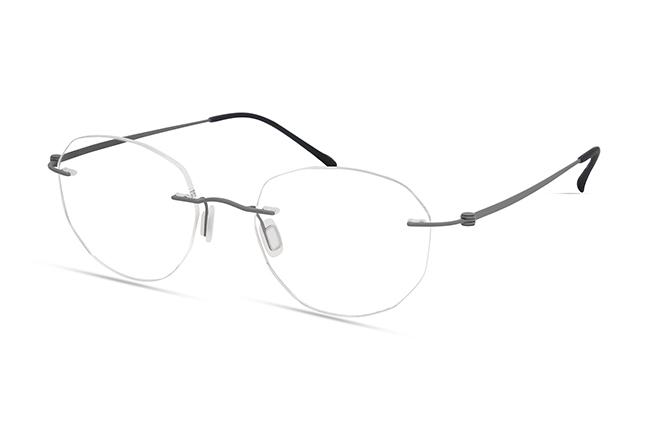 """Il modello """"4610"""" degli occhiali Modo, appartenente alla collezione """"PAPER-THIN RIMLESS"""""""